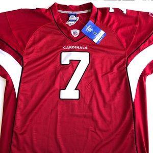 Reebok Arizona Cardinals Jersey #7 Matt Leinart 54